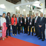 Authorities were visiting the Cluster Logistic at Sil2018