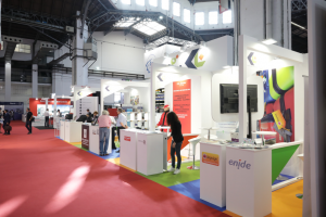 Enide at the Cluster Logistic sector in the SIL2018